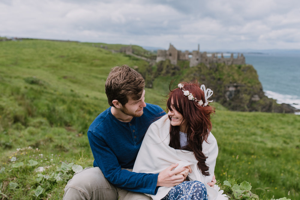 dunluce castle elopement northern ireland-36.jpg