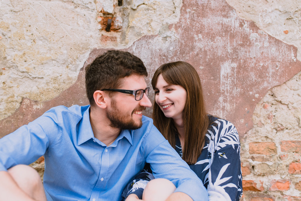 engagement shoot in Lublin Poland, summer engagement shoot in the city, old town engagement photos taken by Hello, Sugar Destination Wedding Photography-13.jpg