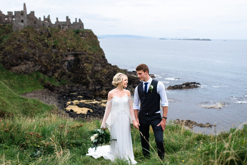 dunluce castle elopement in ireland in sage and white (39)-1.jpg