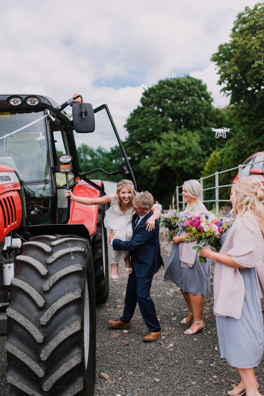 Charming, Rustic Farmer's Wedding at The Dark Hedges, Northern Ireland Wedding Photographer (6).jpg