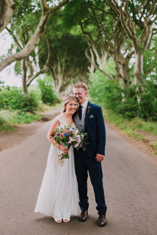 Charming, Rustic Farmer's Wedding at The Dark Hedges, Northern Ireland Wedding Photographer (27).jpg
