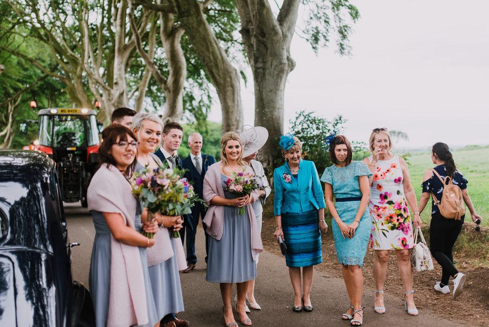 Charming, Rustic Farmer's Wedding at The Dark Hedges, Northern Ireland Wedding Photographer (26).jpg