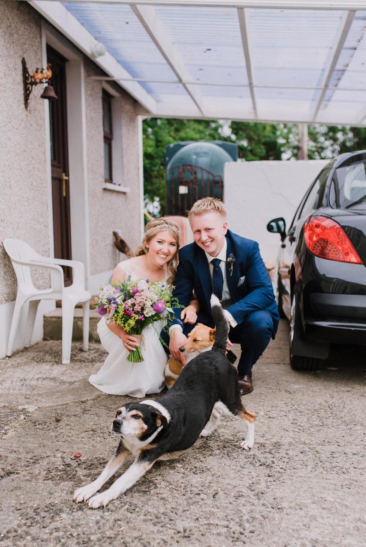 Charming, Rustic Farmer's Wedding at The Dark Hedges, Northern Ireland Wedding Photographer (32).jpg