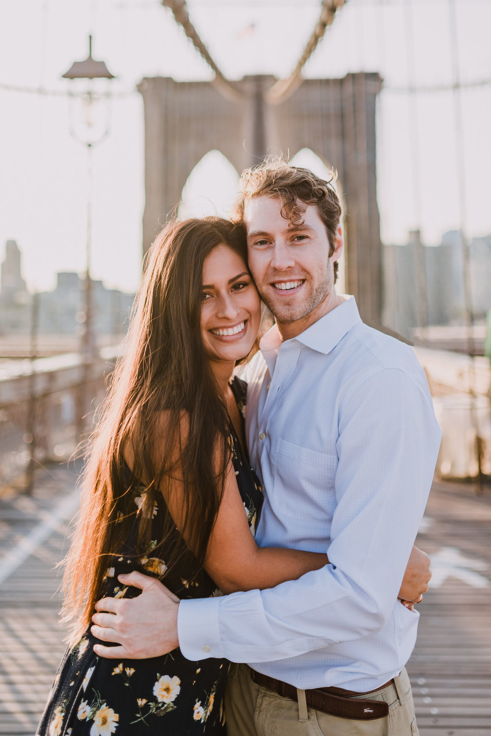 brooklyn bridge engagement shoot, couple shoot nyc, nyc wedding photographer, destination wedding photographer, documentary wedding photographer in nyc (14).jpg