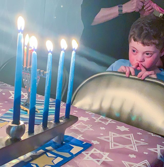 ⠀⠀⠀⠀⠀⠀⠀⠀⠀ 🕎 The lights of the menorah remind us of miracles past and to look at the miracles around us today. ⠀⠀⠀⠀⠀⠀⠀⠀⠀ ⠀⠀⠀⠀⠀⠀⠀⠀⠀ ✡️ The light mesmerizes even the littlest ones of our community. ⠀⠀⠀⠀⠀⠀⠀⠀⠀ ⠀⠀⠀⠀⠀⠀⠀⠀⠀ 🔥Be open to the miraculousness of the world and let the light into your soul. I'm pretty sure my nephew Parker does this better than anyone I know. ⠀⠀⠀⠀⠀⠀⠀⠀⠀ ⠀⠀⠀⠀⠀⠀⠀⠀⠀ 📍Atlanta |📸💁🏻♀️| ⠀⠀⠀⠀⠀⠀⠀⠀⠀ ⠀⠀⠀⠀⠀⠀⠀⠀⠀ ⠀⠀⠀⠀⠀⠀⠀⠀⠀ #jewish #judaism #jewishlife #rabbi #reformjudaism #religion #faith #spiritual #soul  #chanukah #hanukkah #happychanukah #happyhanukkah #menorah