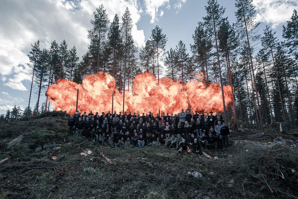 Crewphoto by Tommi Hynynen
