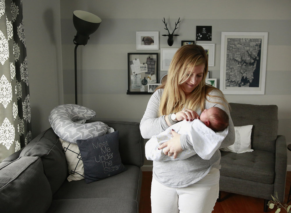 rochester new york newborn lifestyle photographer