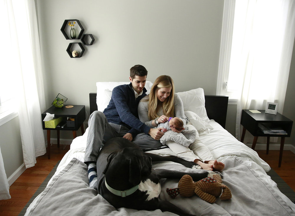 rochester new york lifestyle family photographer