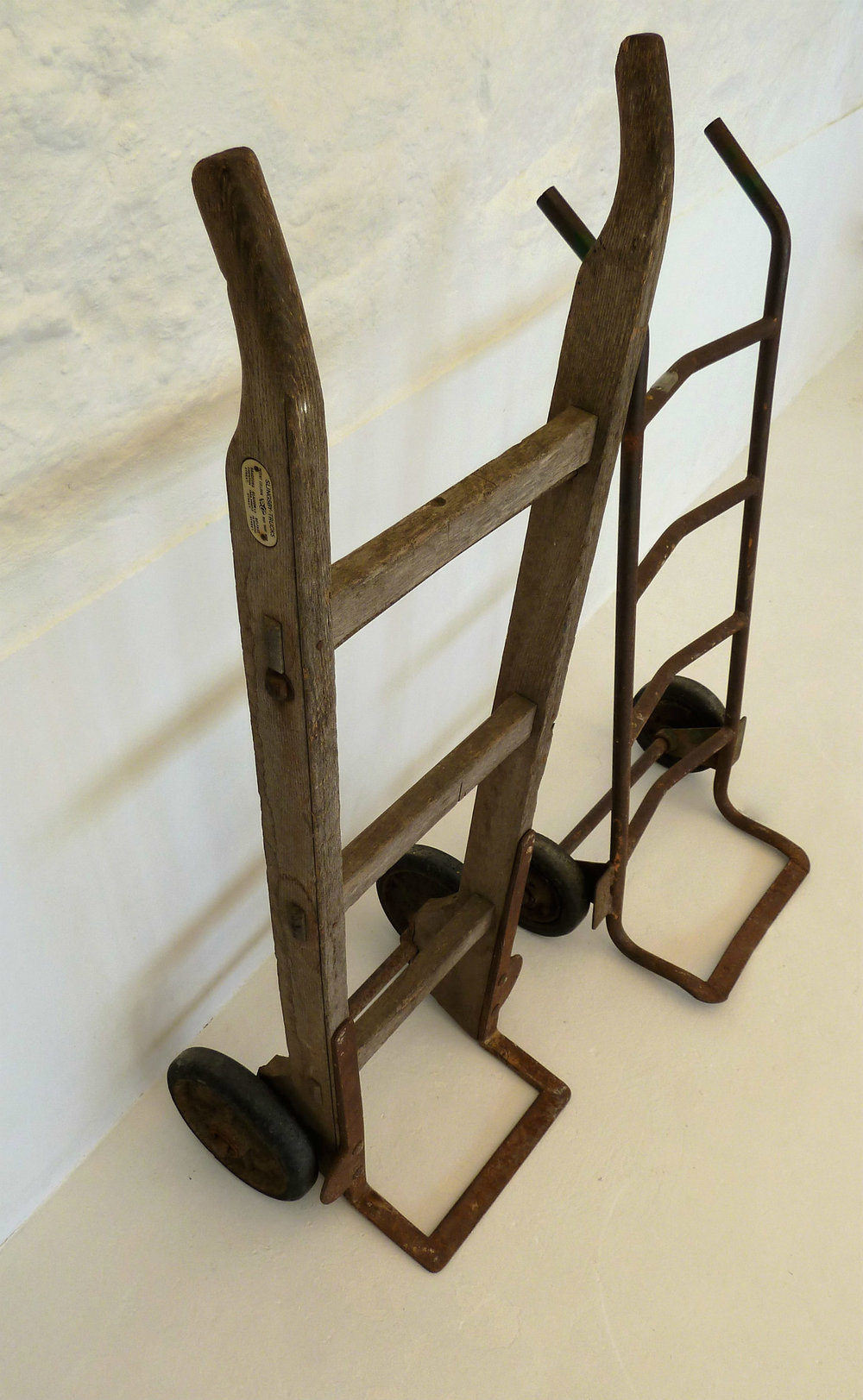 Vintage trundle trolleys  Hire £15 each