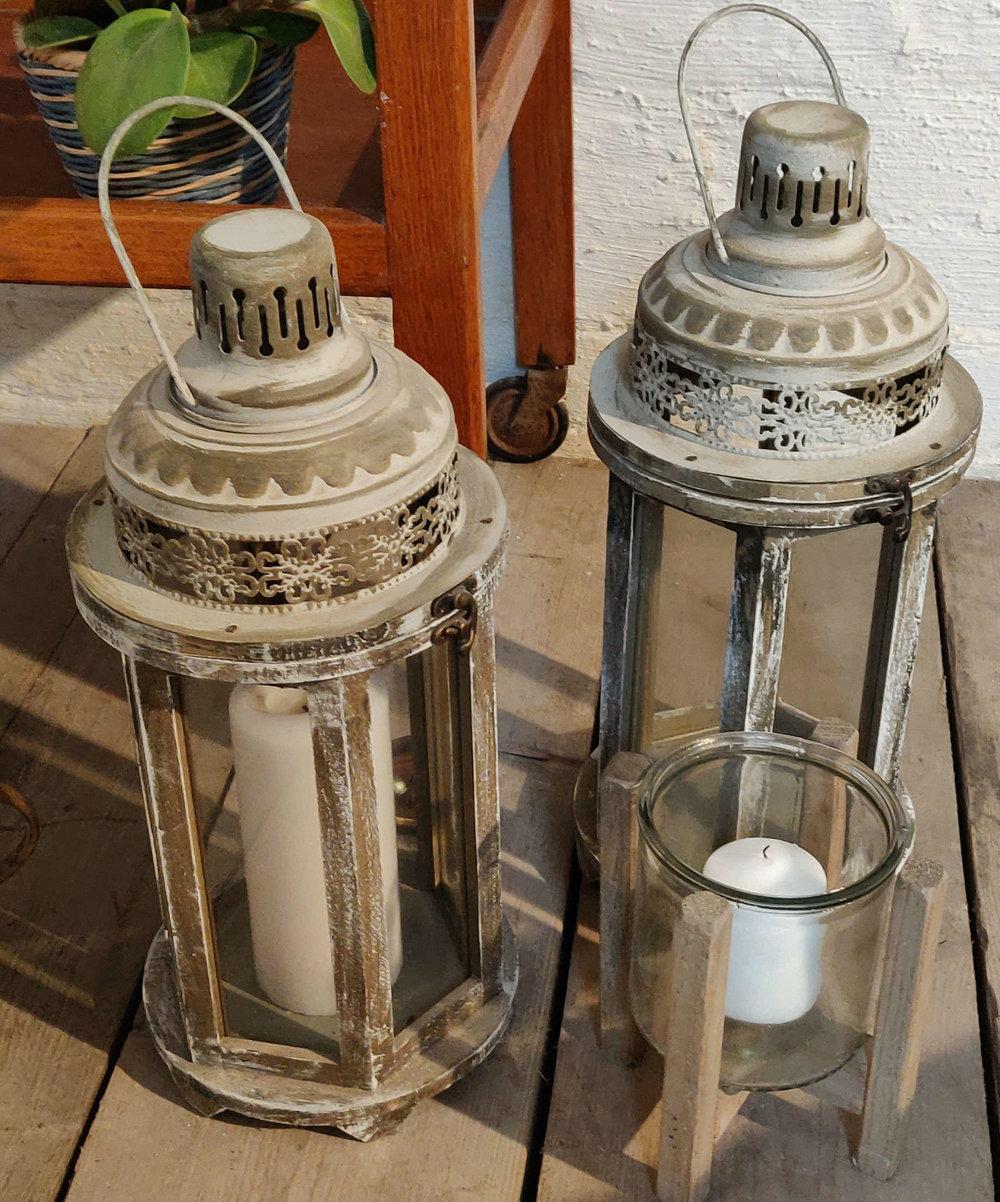 Large lantern  Hire £3.50