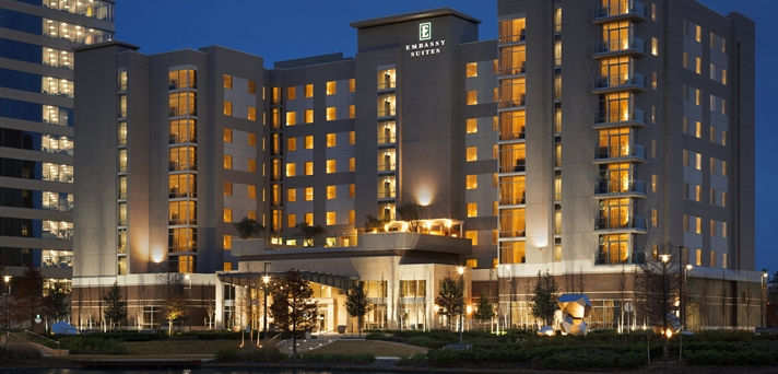 Embassy Suites The Woodlands - Exterior.jpg