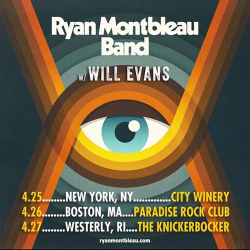 Ryan Montbleau Band — The Knickerbocker Music Center