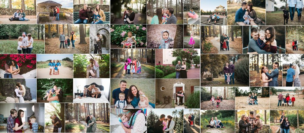 jacksonville family wedding maternity photographer