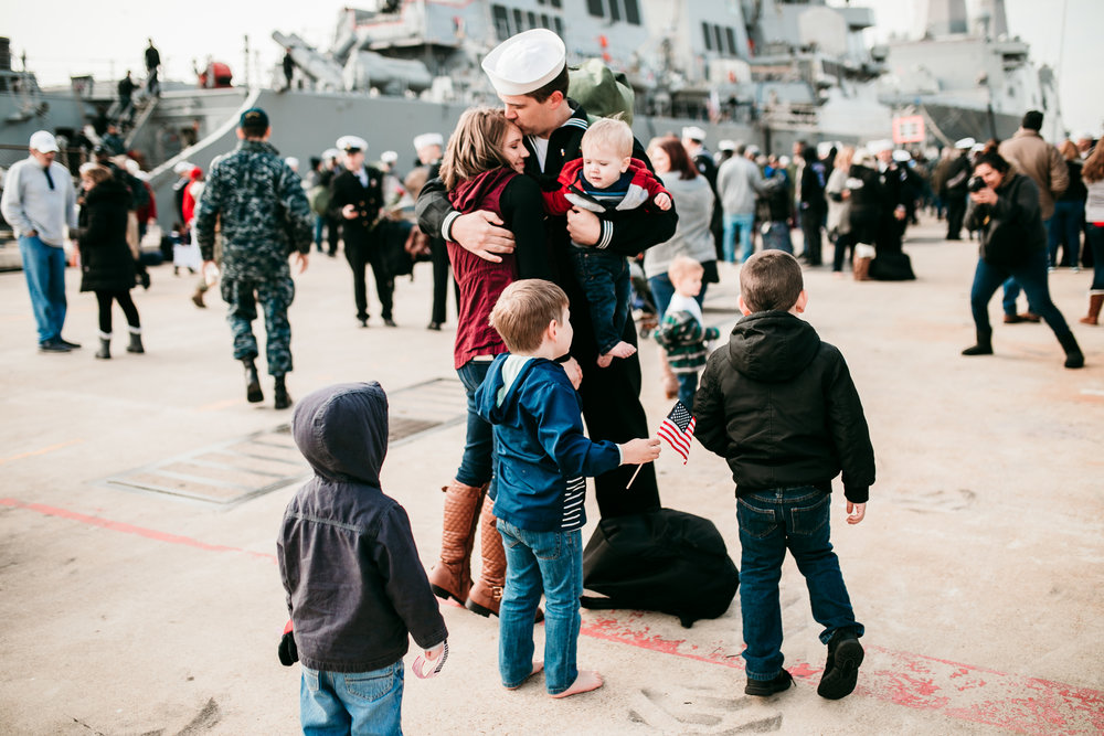 Jacksonville military photographer