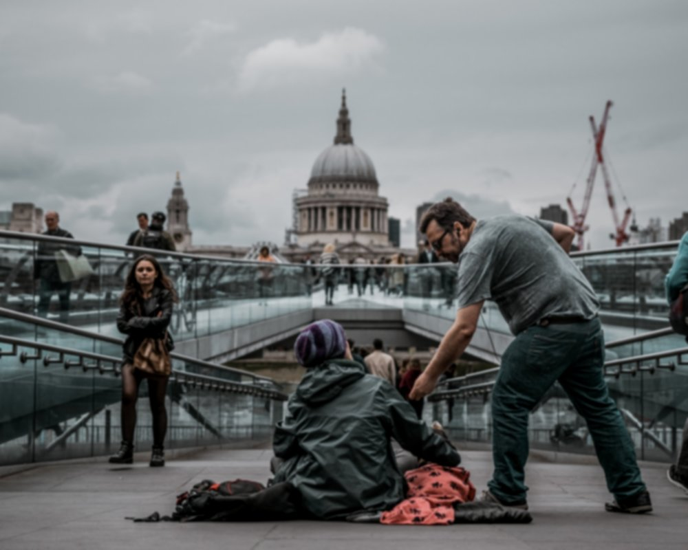 Cashless/Homeless - Exploring the Impact of the Cashless Economy on the Lives of Homeless People in the UK