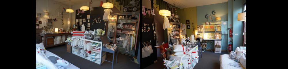Atelier Boutique Ikyomé