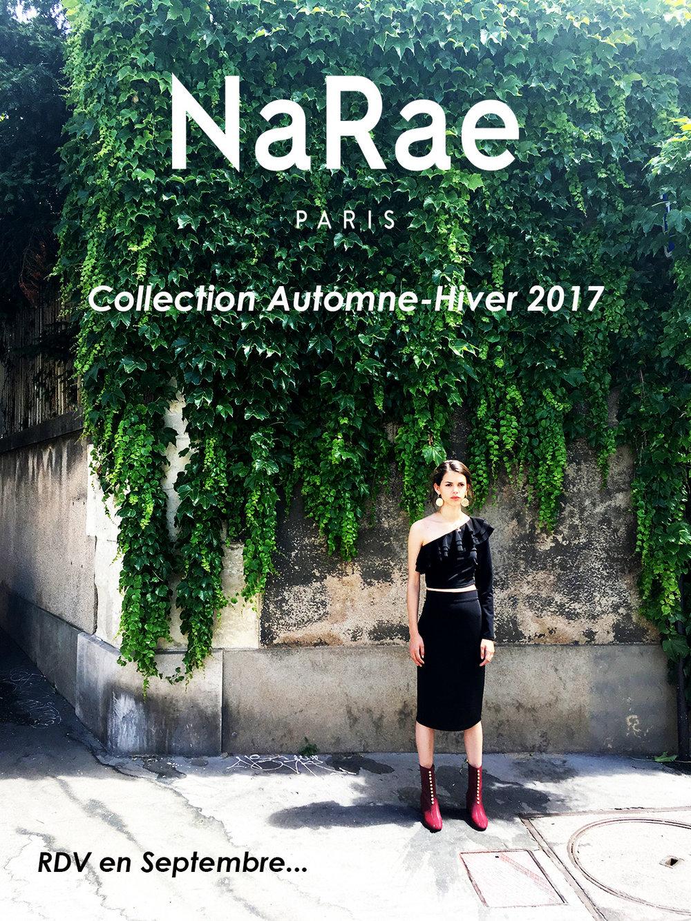 NaRae Automne-Hiver 2017