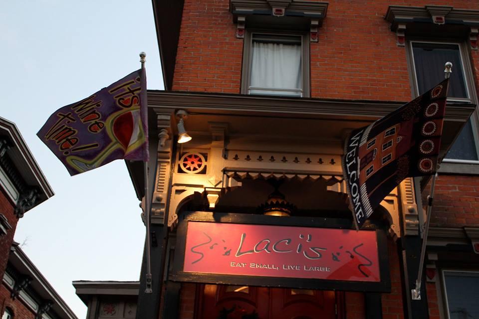 Laci's Tapas Bar