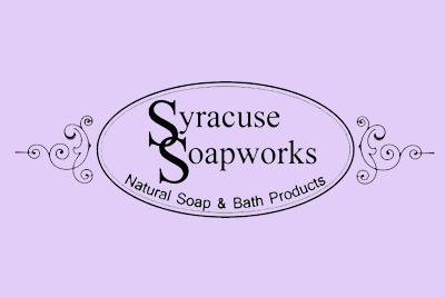 Syracuse Soapworks  226 Hawley Ave. Syracuse NY 13203  (315) 479-0400