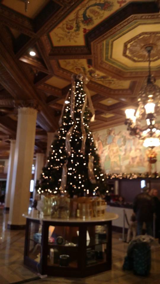 Hotel Syracuse Lobby 1/1/2017