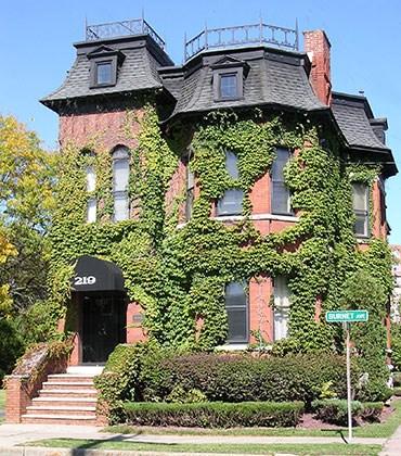 Zausmer, Frisch, Scruton & Aggarwal Designers/ Builders 219 Burnet Avenue, Syracuse NY 13203 (315) 475-8404 www.zausmerfrisch.com