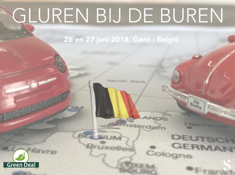Gluren Bij De Buren Werkbezoek Autodelen Gent Autodelen