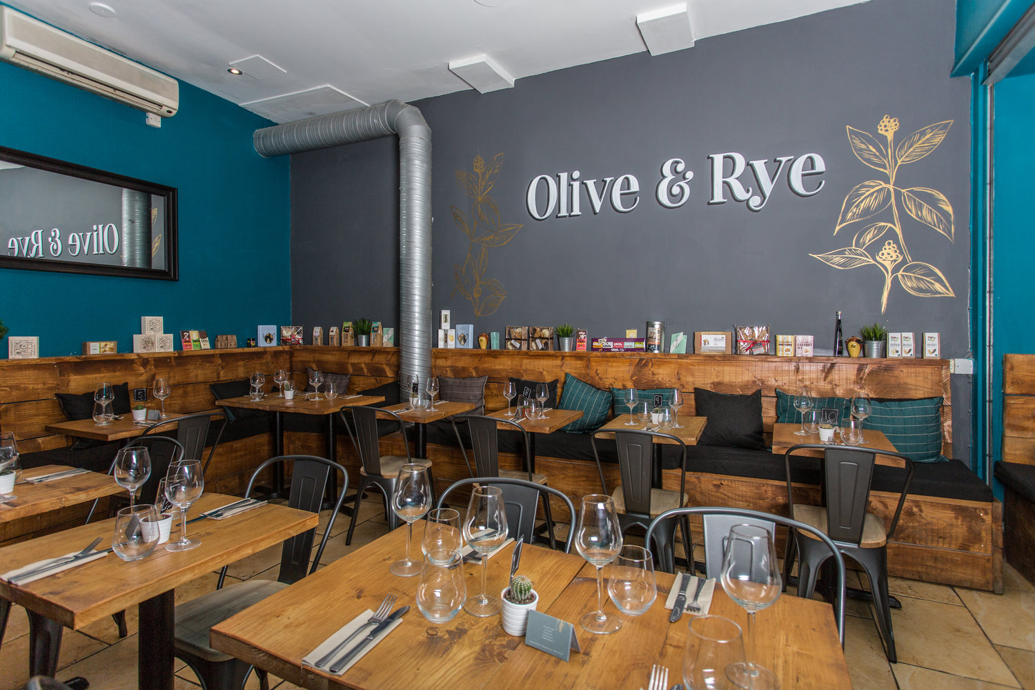 Image result for olive and rye leeds