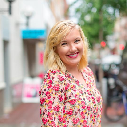 Laura Fitzpatrick - Marketing Manager,Climb Credit