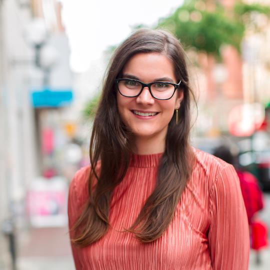 Rachel Seitz - Marketing Associate,Climb Credit