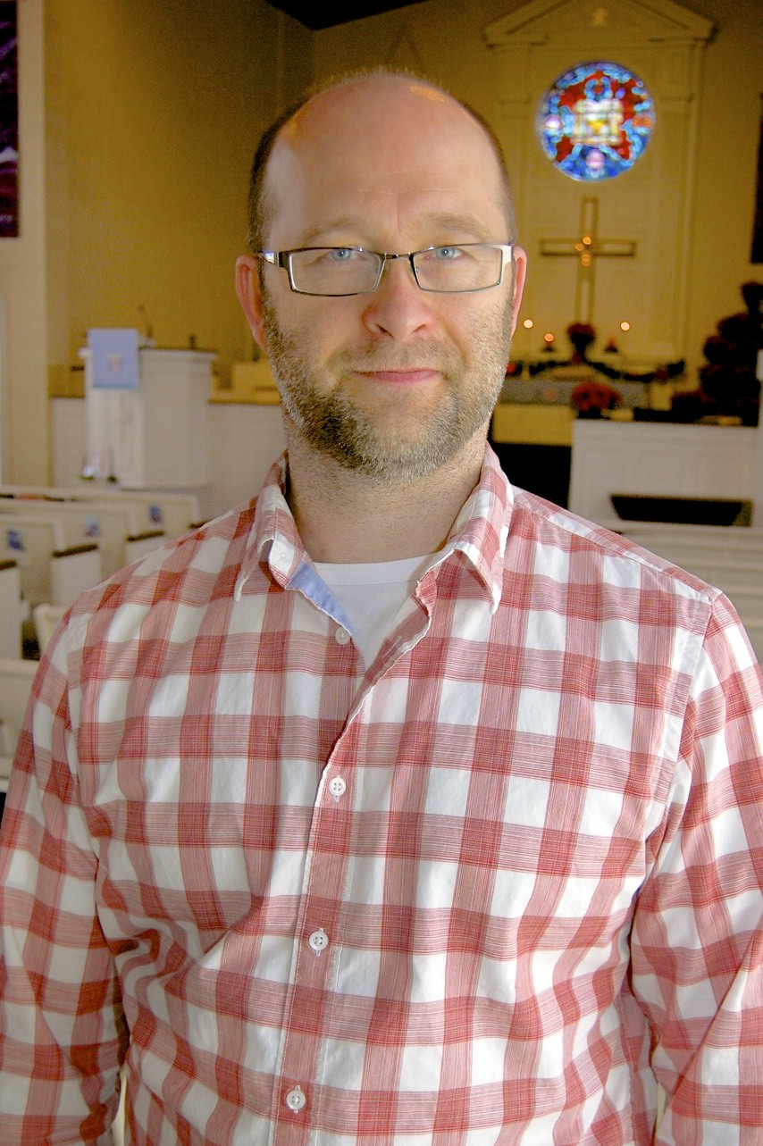Travis Erikson, Organist and Choir Director