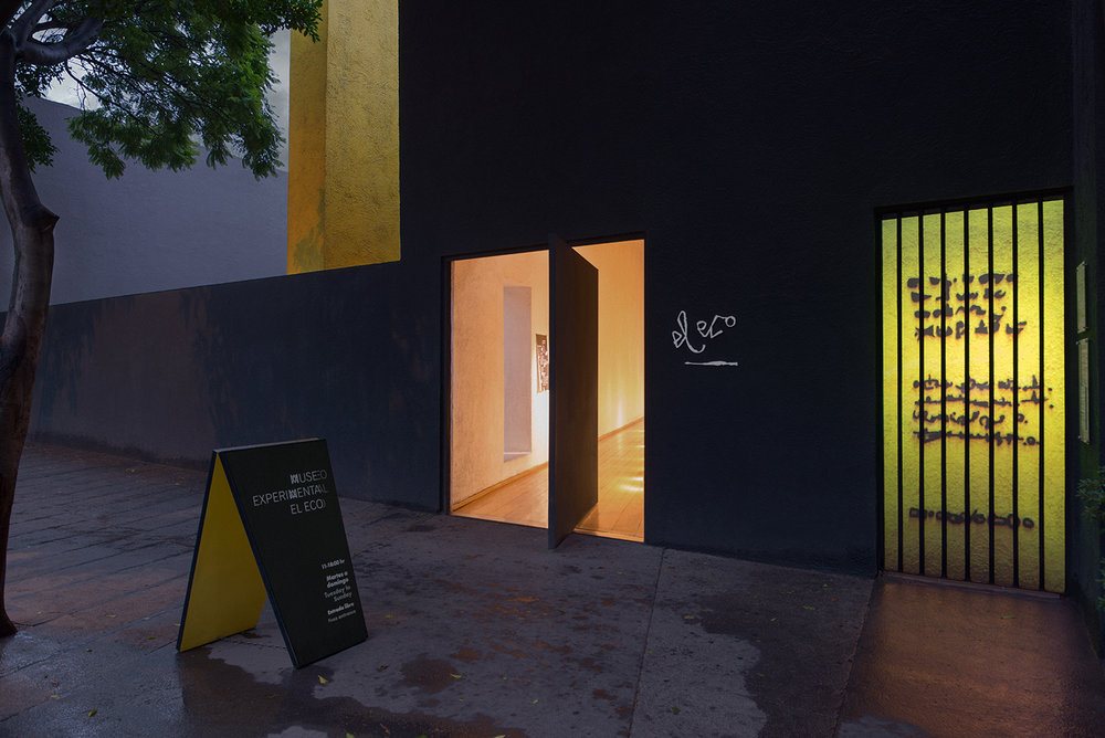 La terquedad de las cosas , 2015  Site Specific Video installation   Installation view