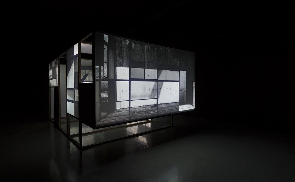 Nada más que las horas , 2013  Installation view