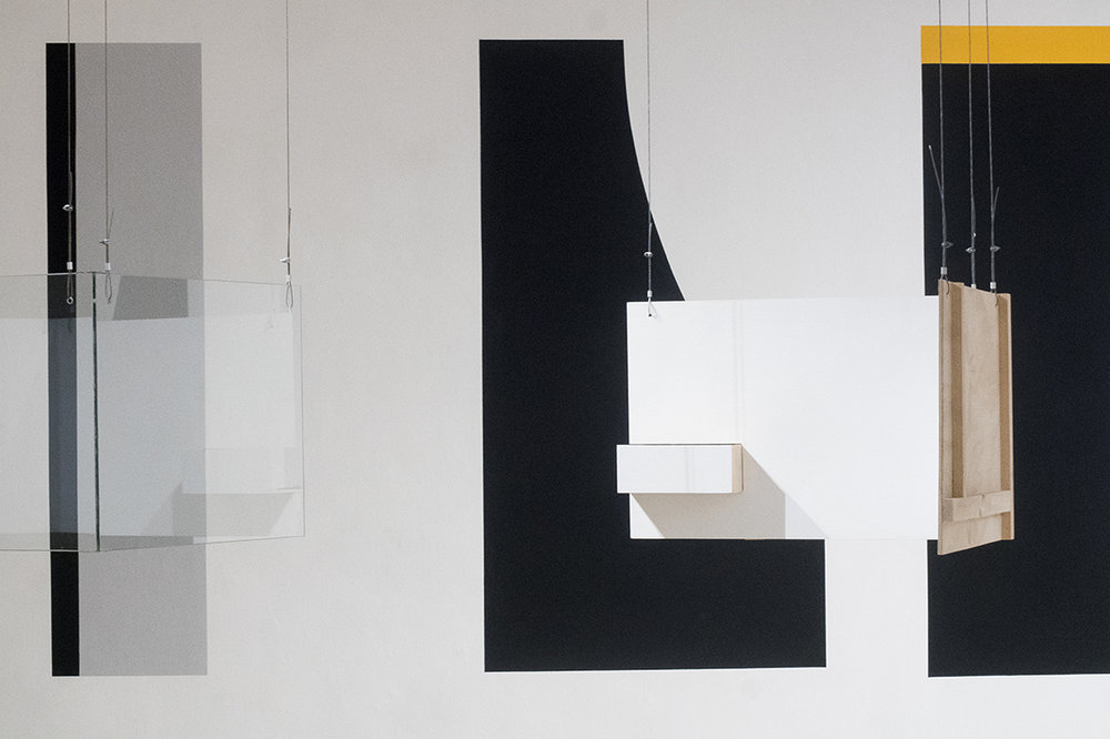 Fabiola Torres-Alzaga and Leo Marz. Exhibition view.