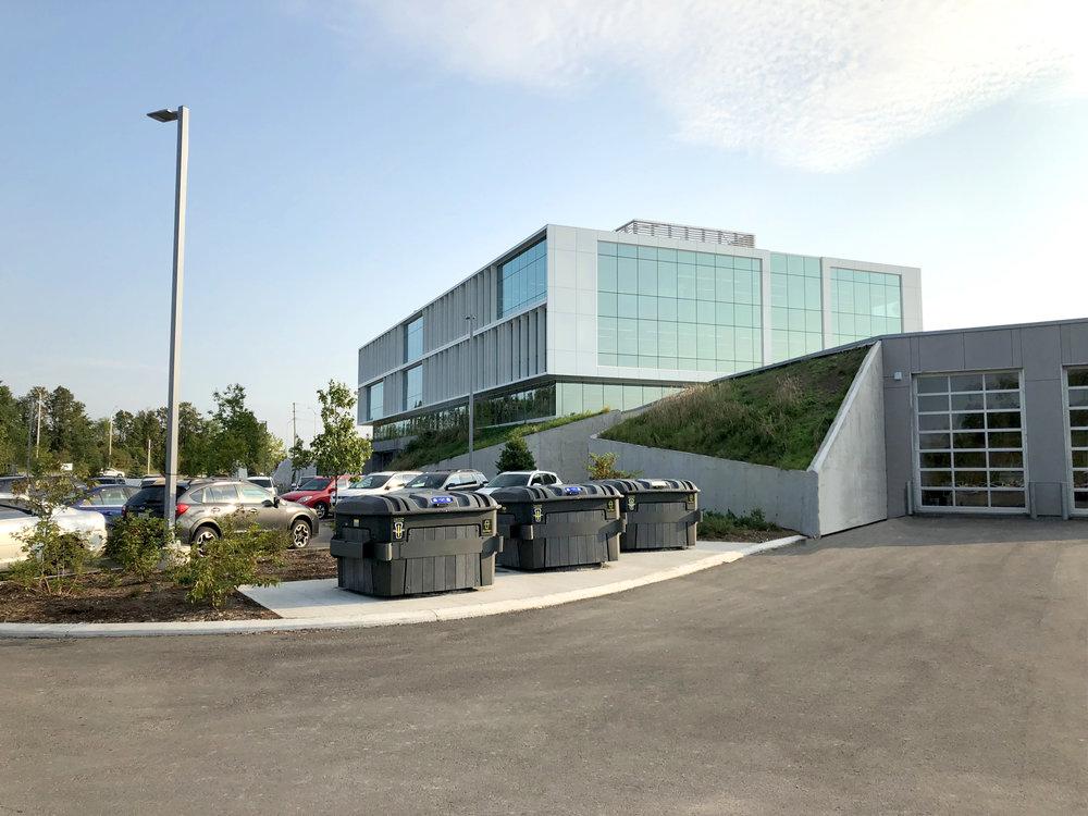 Head Office —Ottawa ON