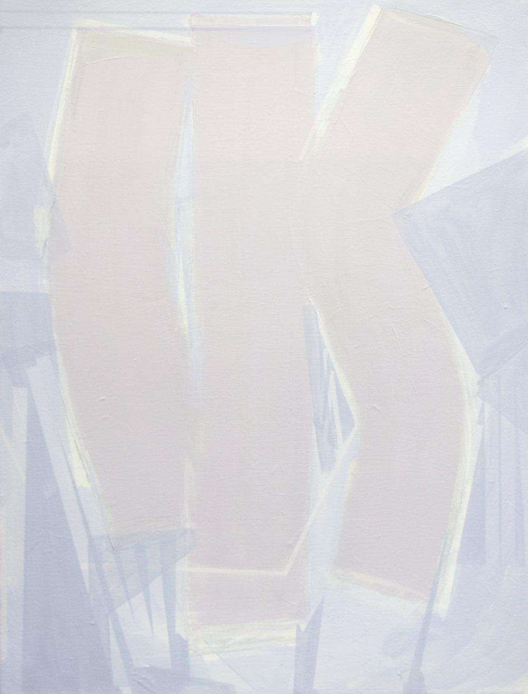Untitled, Acrylic on Canvas, $2000