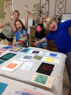 winter camp print making.JPG