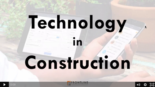 construction training education project management technology in construction