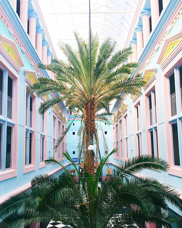 Hello France! 🌴 Colour inspo from Angouleme 😻