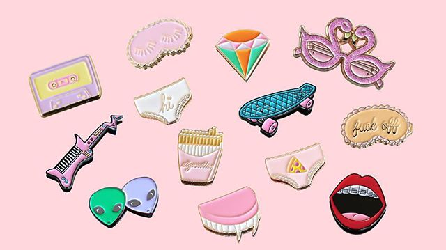 I'm shutting up shop folks. Closing down sale now on! All pins$5 All nail items $5 While stocks last 👉 fatjunkie.com