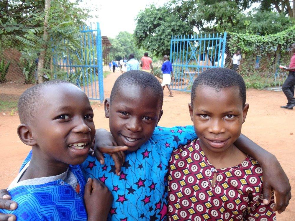 Otino Was Children's Village Students