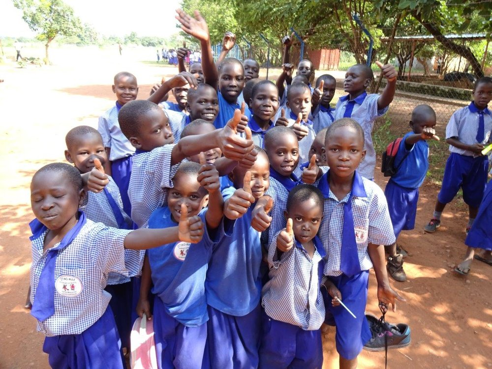 Future leaders of Uganda and across the world