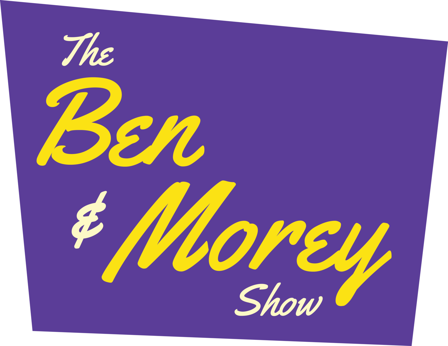 The Ben & Morey Show