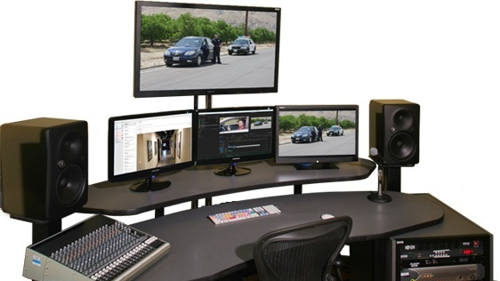 On-Site Edit System - All of our systems are designed and setup by expert technicians to provide the most technically streamlined computer system, maximizing efficiency for video editorial, saving you time and money. Our technicians will work with you to configure a workstation to solve all your needs.(Only available in Los Angeles)