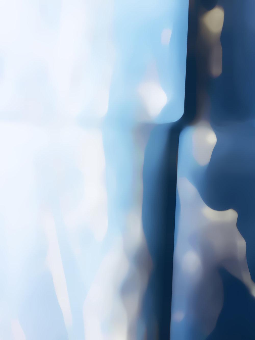 "Blur N15 | 40"" x 50"""