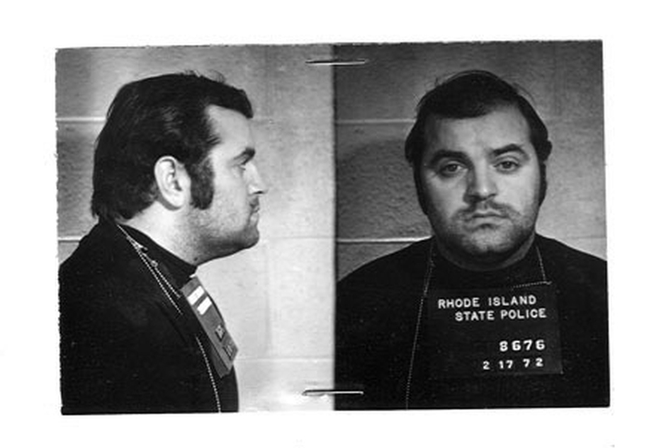 """Frank """"Bobo"""" Marrapese led the Federal Hill crew of the Patriarca crime family. He was a suspect in several murders in the 1970s and '80s.Courtesy of the Providence Journal."""