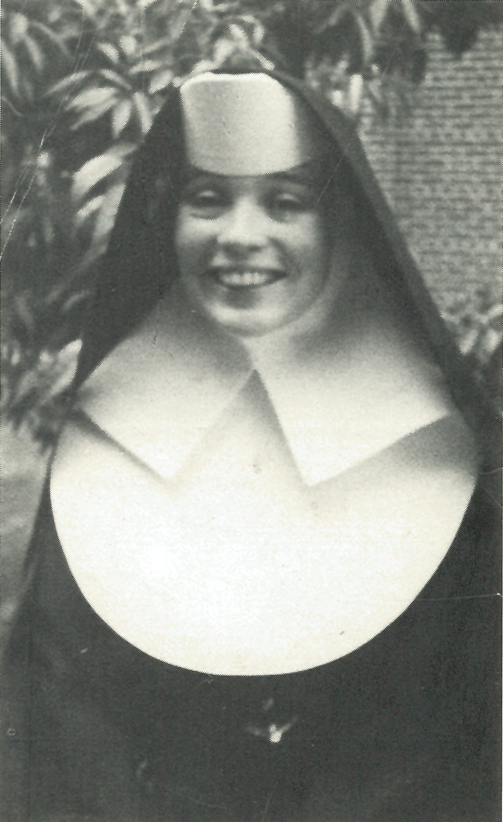 After joining the Sisters of Mercy convent, Arlene Violet decided to go to Boston College Law School. Courtesy of Arlene Violet.