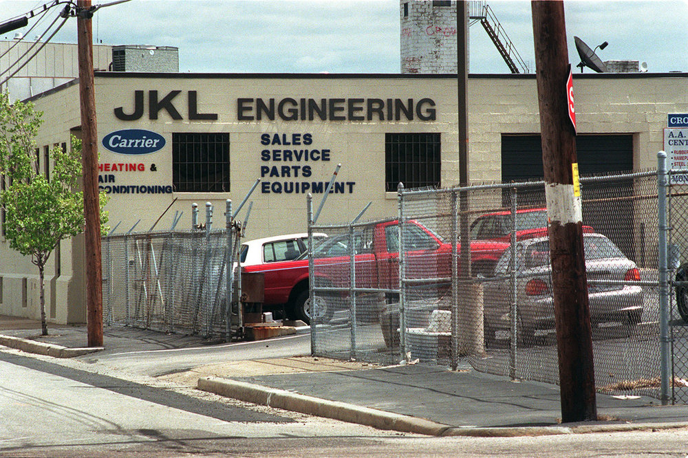 When Anthony Freitas started his air-conditioning company, JKL Engineering, he immediately encountered building inspectors eager for bribe money. Freitas says he chased them out with a 2x4.  Courtesy of The Providence Journal/Ruben W. Perez.