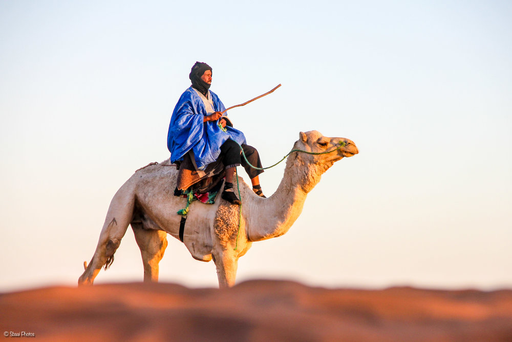 Luxury Sahara Adventure - Travel from Marrakech to the dunes of Erg Chegaga and back, experience the sights, sounds, smells and tastes along the way. Minimum 3 nights, starting at $750 per person.