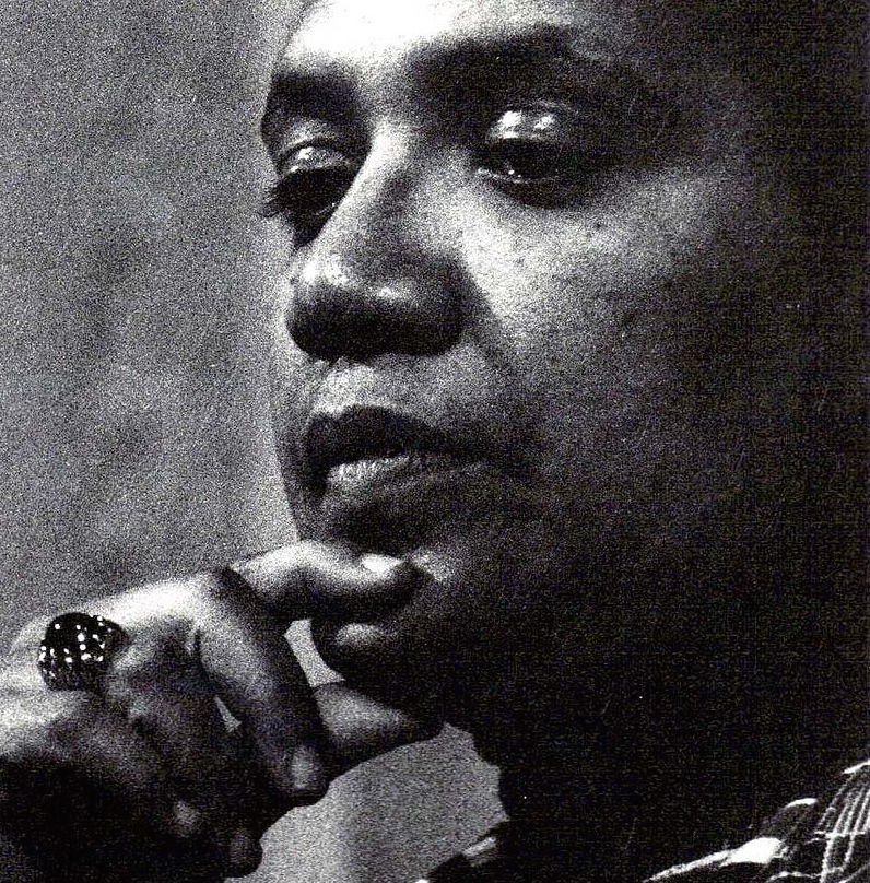 Audre Lorde, feminist/writer/activist and proponent of radical acts of self-care