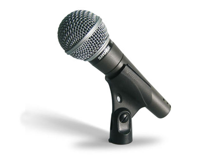 SHURE Microphone Holder  Strategy | Product Design